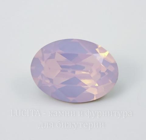 4120 Ювелирные стразы Сваровски Rose Water Opal (14х10 мм)