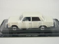 Fiat 125P 1:43 DeAgostini Auto Legends USSR #165