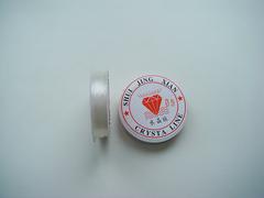 Резинка силиконовая круглая, 0,8 мм, 8 м.
