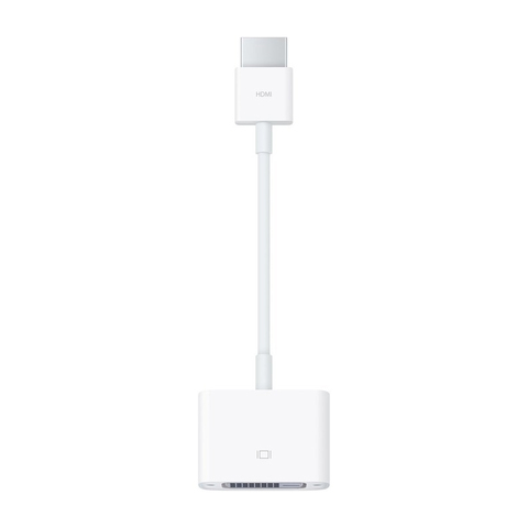 Адаптер Apple HDMI to DVI Adapter