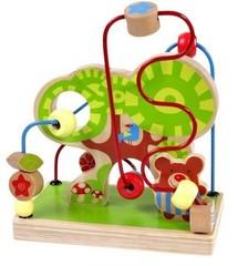 Toys Lab Деревянный лабиринт