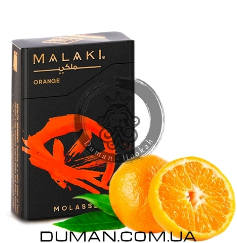 Табак Malaki Orange (Малаки Апельсин)