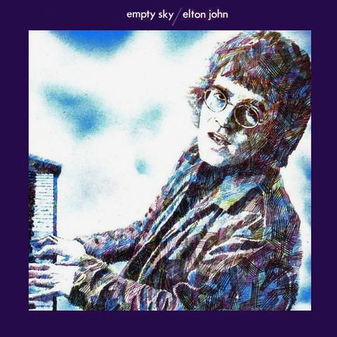 Elton John / Empty Sky (CD)