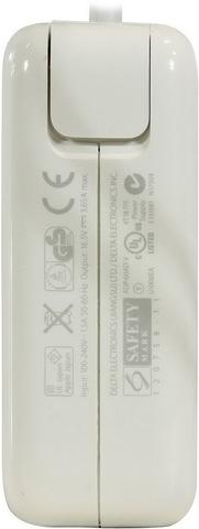 Оригинальный Адаптер питания Apple MagSafe 2 мощностью 60Вт (для MacBook Pro с 13-дюймовым экраном Retina) / MD565LL (Retail)