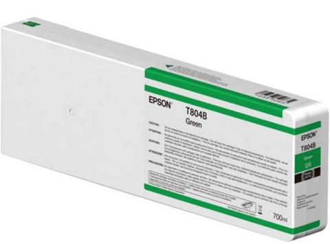 Картридж T804B00 для Epson SC-P6000/7000/8000/9000 XXL Green UltraChrome HDX/HD, 700ml (C13T804B00)
