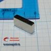 Неодимовый магнит (призма) 20х10х5 мм t max +150 C