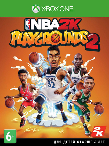 Microsoft Xbox One NBA 2K Playgrounds 2 (русские субтитры)