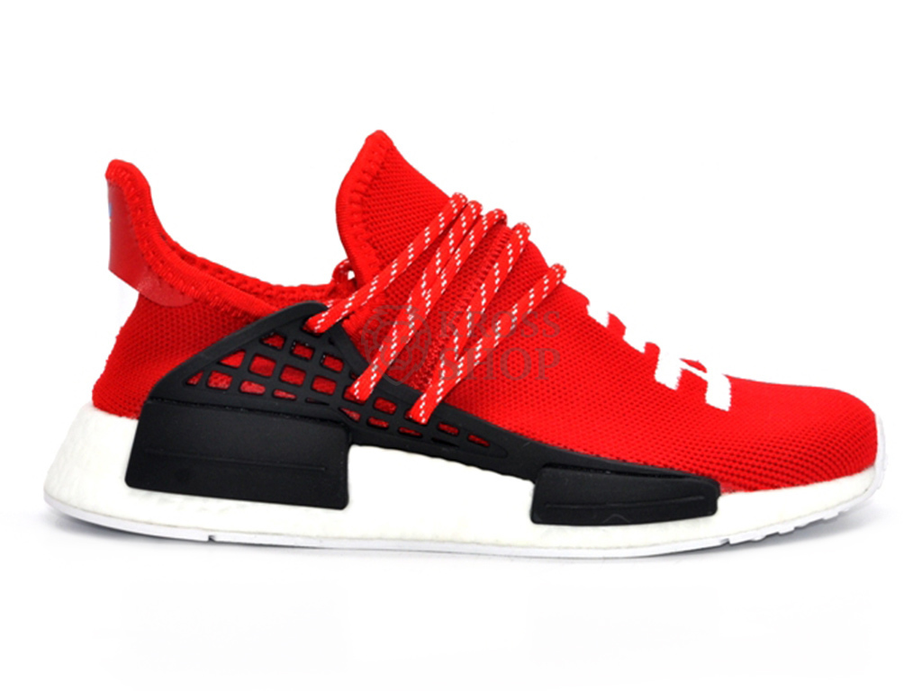 Adidas Women's NMD Human Race Red