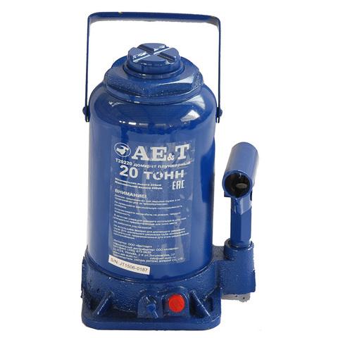 AE&T (T20220) Домкрат бутылочный 20 тонн