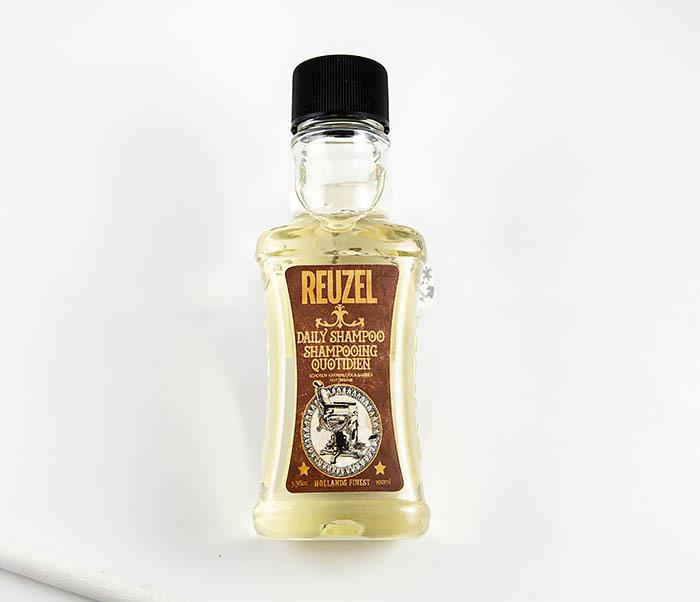 CARE132 Ежедневный мужской шампунь Reuzel Daily Shampoo (100 мл)