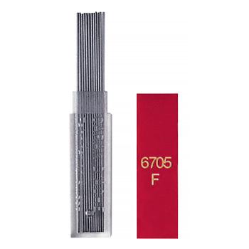 Carandache Грифели для механического карандаша, 0.7 мм, HB, 12 шт в упаковке
