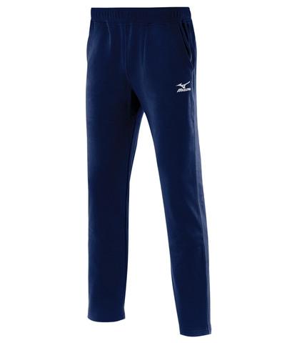 Тренировочные брюки Mizuno Sweat Pant мужские синие