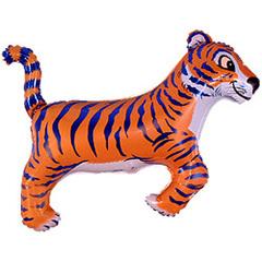 F Мини фигура Тигр (синий) / Tiger (14