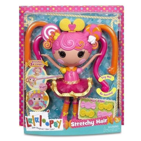 LALALOOPSY: кукла Lalaloopsy с волосами-тянучками
