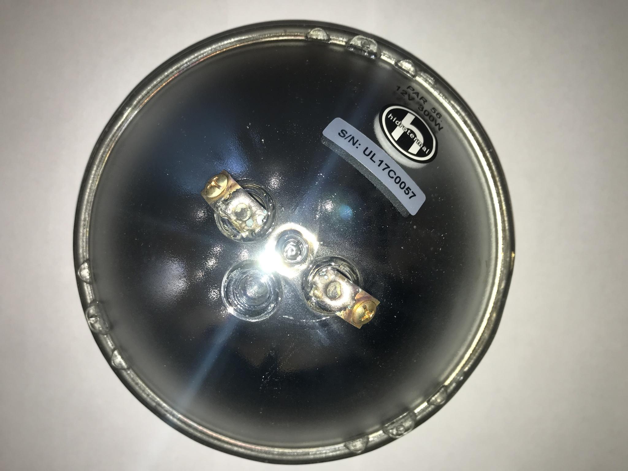 Лампа для светильника PAR56 300W 12V