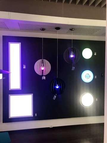 Лампа Eglo диммируемая RGB с пультом EGLO CONNECT  LM  LED E27 2700K-6500K 11585 5