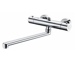 Термостатический смеситель для ванны WasserKRAFT Berkel 4822L с длинным изливом