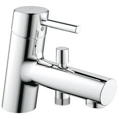 Смеситель на борт ванны на 1 отверстие Grohe Concetto 32701001 фото