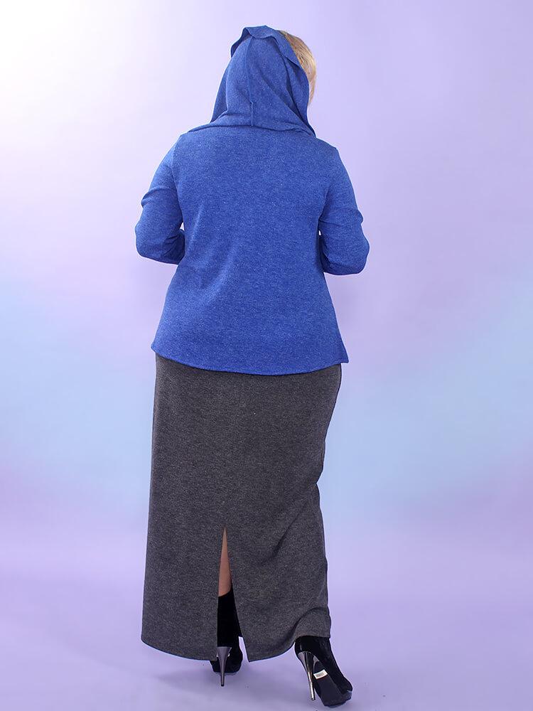 Длинная юбка Ангора