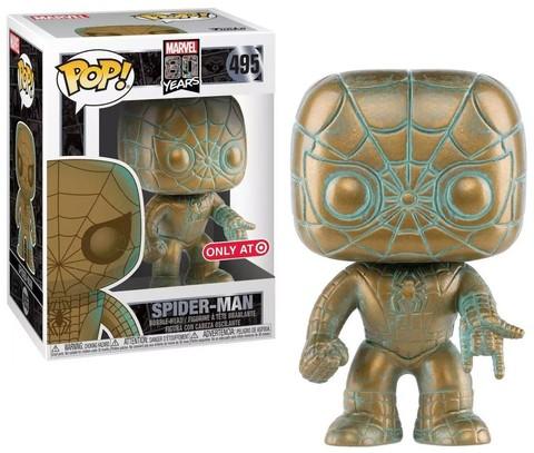 Marvel 80th Spider-Man Funko Pop! Vinyl Figure    Человек-Паук