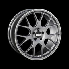 Диск колесный BBS CH-R 8.5x19 5x120 ET32 CB82.0 satin titanium