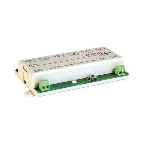 Декодер электроприводов TILLIG  66112 (Lenz) LS150 (на 6 электроприводов)