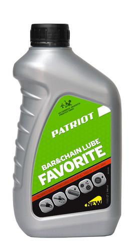 Масло для смазки пильных цепей и шин PATRIOT FAVORITE