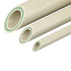 Труба полипропиленовая FV Plast Faser 25 х 4.2 (PN 20) стекловолоконный слой (1 м.)