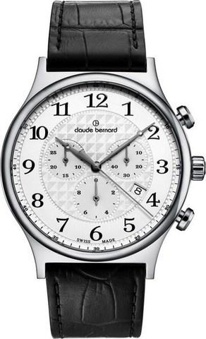 Купить мужские наручные часы Claude Bernard 10217 3 AB по доступной цене