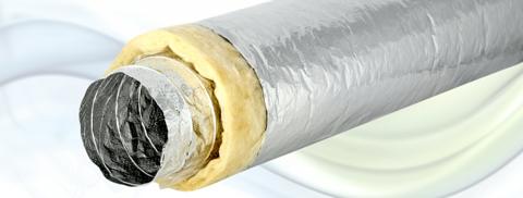 Воздуховод утепленный звукопоглощающий DEC SONODEC-DS d102мм (10м)
