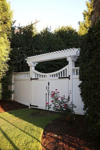 ворота с верхней поддержкой