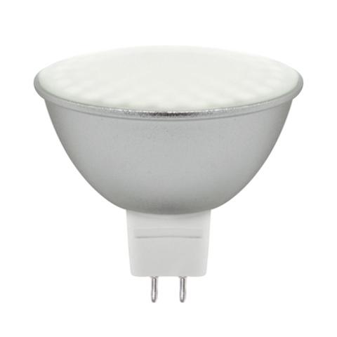 Лампа светодиодная MR16-7 Вт-220 В -4000 К–GU 5,3 SMD (с матовым стеклом) TDM