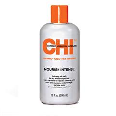 Шампунь для сухих и поврежденных волос CHI Nourish Intense Hydrating Silk Bath 355 мл