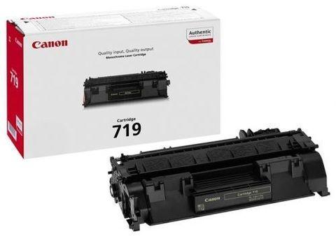 Картридж Canon 719 для Canon i-Sensys LBC251, LBP253, LBP6300DN, Canon i-Sensys LBP6650DN, Canon i-Sensys MF5940DN, Canon i-Sensys MF5980DW. Ресурс 2100 стр. (3479B002)