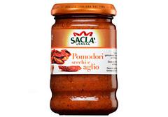 Соус с сушеными томатами и чесноком, 190г