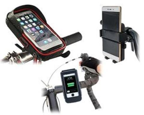 Купить крепления на велосипедный руль для смартфонов