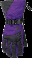 Pivot Glove / Женские / Черно-фиолетовый