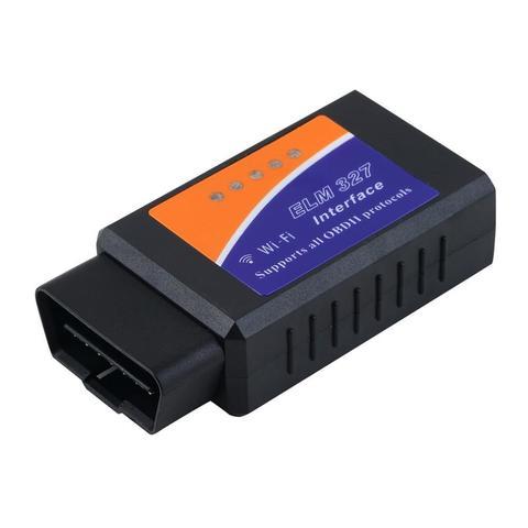 Автоадаптер диагностический ELM 327 WIFI v1.5 (PIC18F25K80)