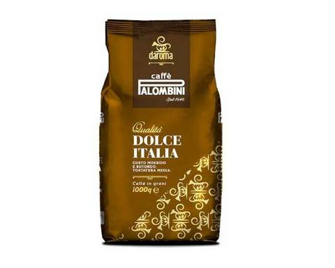 Кофе в зернах Palombini Dolce Italia, 1 кг