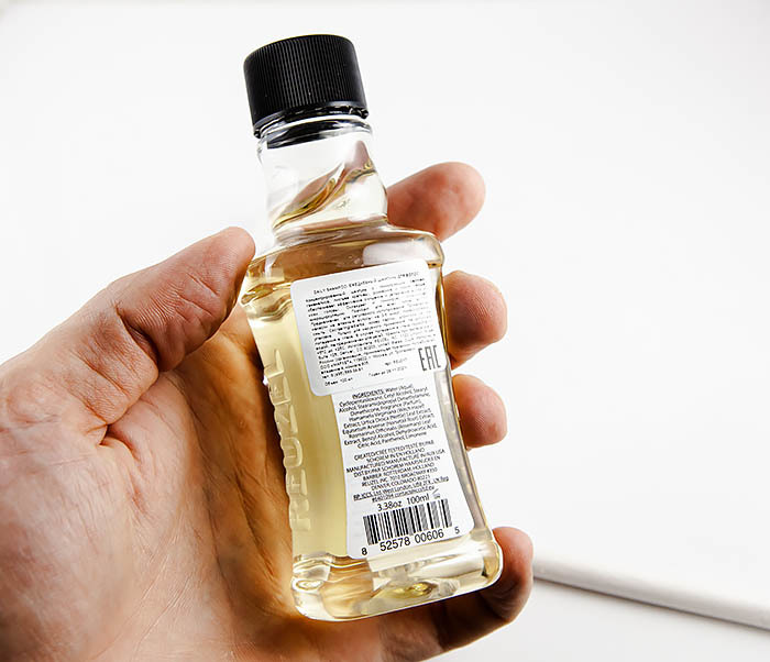 CARE132 Ежедневный мужской шампунь Reuzel Daily Shampoo (100 мл) фото 04