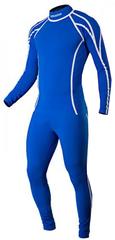 Элитный лыжный комбинезон Elite XC Racing Blue Noname