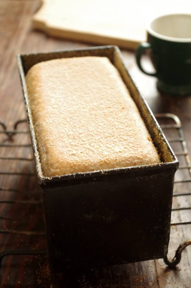 Форма для выпечки хлеба стальная на 1500 г