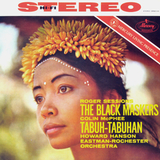 Howard Hanson, Eastman-Rochester Orchestra / Roger Sessions: The Black Maskers, Colin McPhee: Tabuh-Tabuhan (LP)