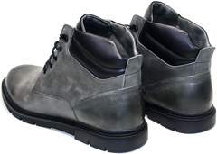 Теплые зимние ботинки мужские Ikoc 3620-3 S
