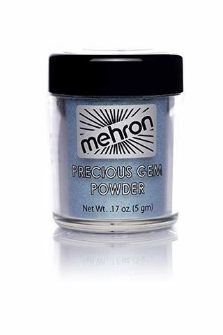 MEHRON Сияющие пигменты Celebré Precious Gems, Turquoise (Бирюза), 5 г