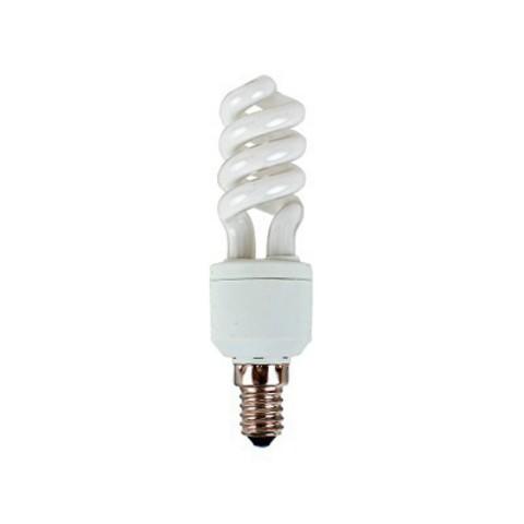 Лампа энергосберегающая КЛЛ-FSТ2-11 Вт-4000 К-Е14 (40х93 мм) TDM
