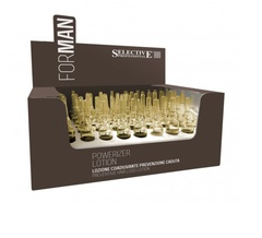 SELECTIVE powerizer lotion- лосьон профилактический против выпадения волос 60*8мл
