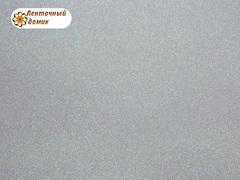Фоамиран с блестками белый 2мм