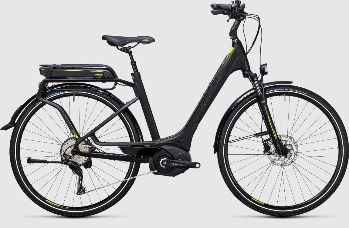 Cube Touring Hybrid EXC 400 Easy Entry (2017)