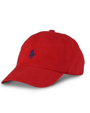 Ralph Lauren Cap Red
